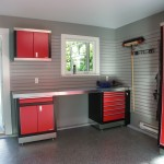 Vancouver Garage Renovation Hayley Cabinets